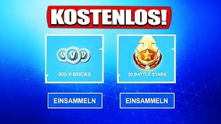 GET FREE V-Bucks and Battle Pass Stars! | China Rewards - Fortnite Battle Royale