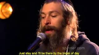 Video Thunder Matisyahu