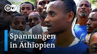 Tigray-Konflikt überschattet Wahl in Äthiopien   DW Nachrichten