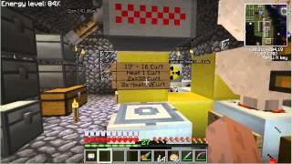 Minecraft IC2 Завод металлов, алмазов, опыта. Часть 1/2.