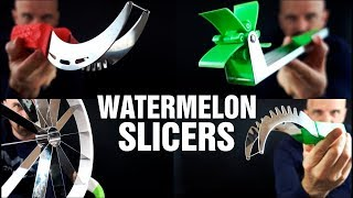 4 Watermelon Slicers Tested and Ranked