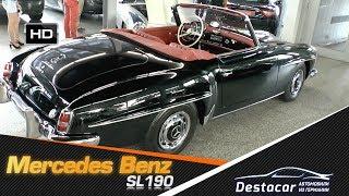как купить ретро авто в Германии, осмотр SL 190(Как купить автомобиль в Германии - с Денисом Ремом. Новый проект, в котором мы подробно рассказываем о немец..., 2013-10-10T23:28:45.000Z)