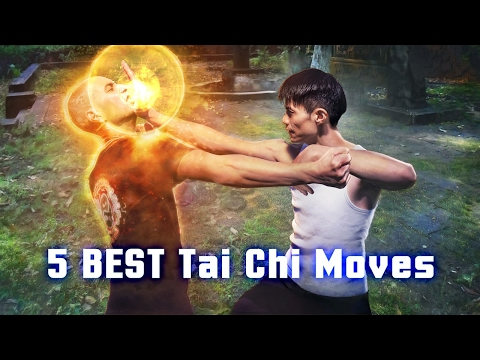 5 BEST Tai Chi Moves & Techniques For Self Defense