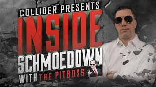 Kristian Harloff Discusses Collision Aftermath - Inside Schmoedown | Collider Video