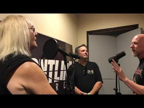 Vengeance Rising (Roger Dale and Doug) - SoCal Metal Fest 2017