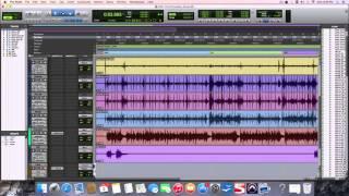 Download Lagu Elastic Audio in Protools: Tempo change mp3