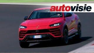 Lamborghini Urus (2018) - Test - Autovisie TV