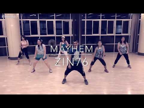 Zumba Fitness - Mayhem (Tropic/Electric) ZIN76