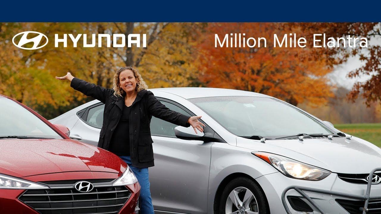 Woman Drives Hyundai Elantra a Million Miles – Gets Gifted a
