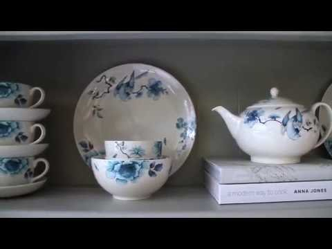 Wedgwood: Blue Bird Tableware