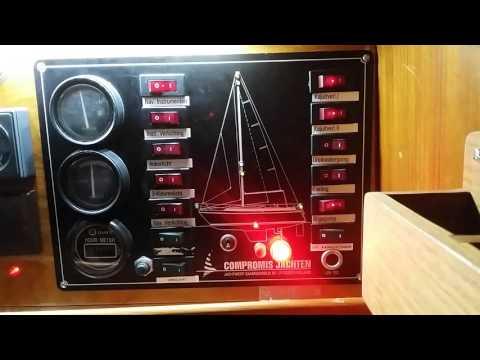 Bilge pump alarm