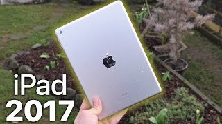 2017 iPad 9.7-inch Review! Worth $329?