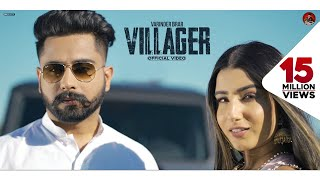 Villagers : Varinder Brar (Official Video) Latest Punjabi Songs 2020 | New Punjabi Songs | GKDigital