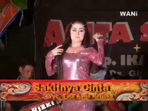 Konser Dangdut Koplo Agita Swara - Sakitnya Cinta