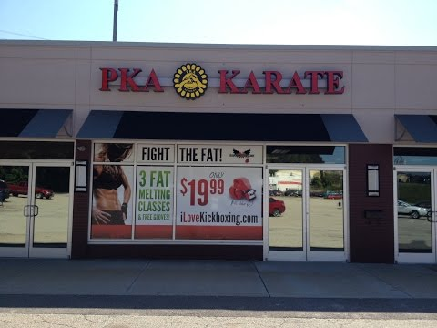 Pittsburgh's Best Kickboxing Review