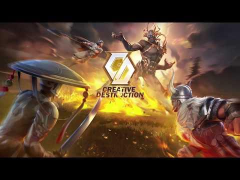 Creative Destruction | Season 8 - LEGEND OF ALTAR