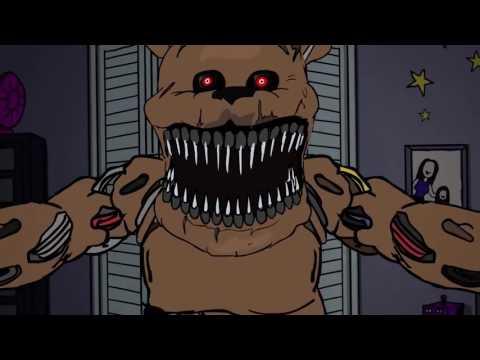 The SlenderMan   A Sad Story   Part 2 A Freddy Fazbear Memory