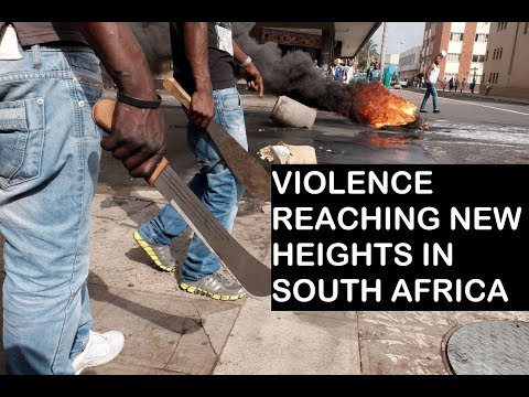 11 FARM ATTACKS in 100 HOURS | SOUTH AFRICA descending into CHAOS