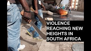 11 FARM ATTACKS in 100 HOURS | SOUTH AFRICA ascending into CHAOS