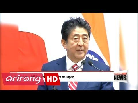 Abe, Modi slam North Korea, reaffirm bilateral ties