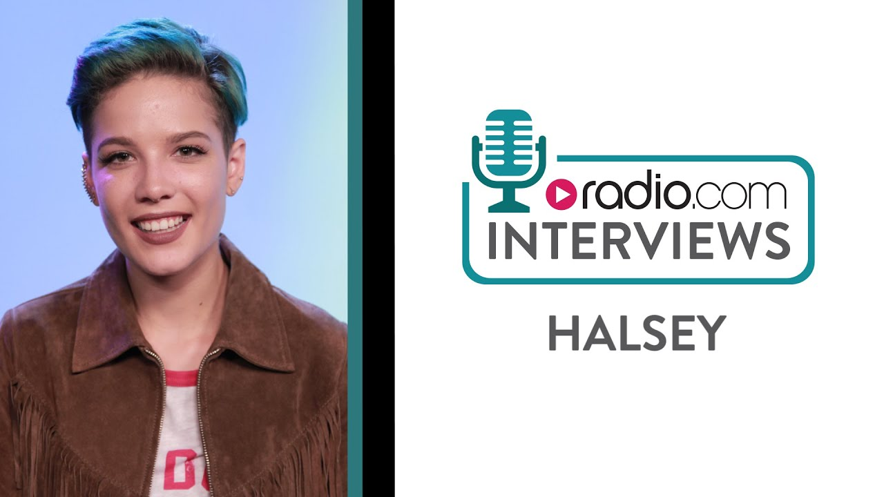 Halsey on Her Two