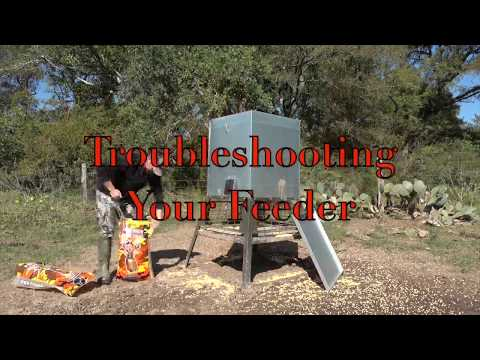 Troubleshooting Your All Seasons Feeder