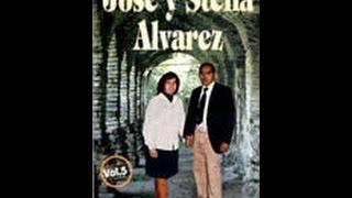 José y Stella Alvarez  - Jesús Te Amo (Vol 5) (Completo)