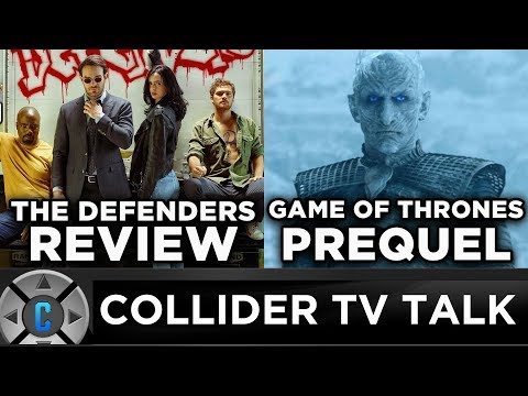 Defenders Review, Game of Thrones Prequel Teased - Collider TV Talk