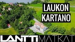 Laukon kartano - suomalaisten kansantarujen ja historian aarreaitta