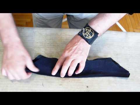 мужской пиджак, соединение деталей воротника