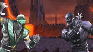 [TAS] Chameleon vs Noob - Mortal Kombat Armageddon (PS2)
