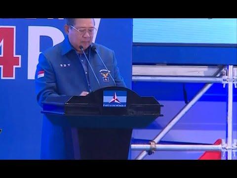SBY: Suara Parpol yang Tak Punya Capres/Cawapres dari Kadernya, Suaranya Anjlok, Itu Realitas! Mp3