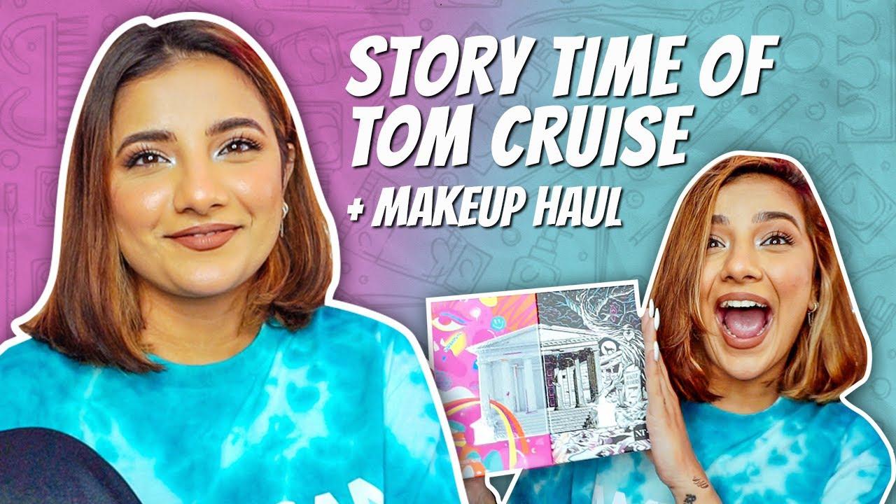 TOMCRUISE STORY TIME/MAKEUP HAUL!!! DUBAI EDITION 💓