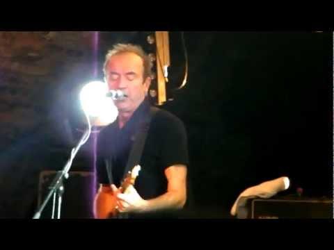 Hugh Cornwell | Totem And Taboo | Glasgow 5/10/2012
