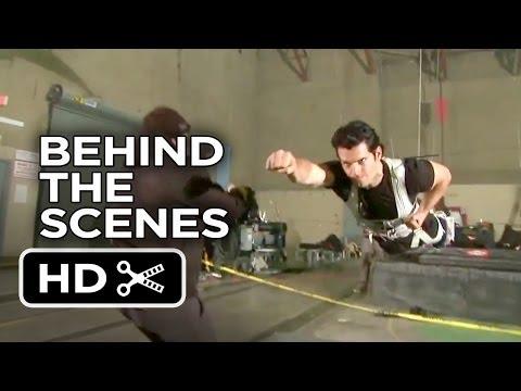 Man Of Steel Behind The Scenes - Fights (2013) - Superman Movie HD