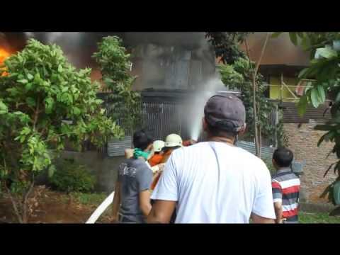 kebakaran jelambar baru rw.010 jakarta barat 03 oktober 2013