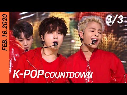 [FULL] SBS K-POP Countdown (3/3) | EP1034 (20200216) | GFriend, iKON, THE BOYZ, KARD, Moon Byul