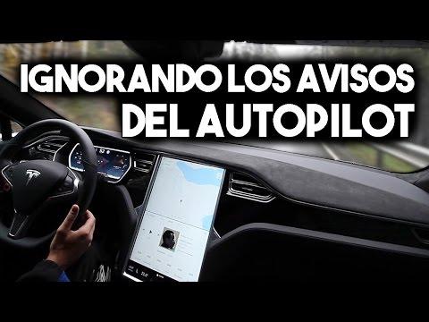 ¿Qué pasa si ignoro los avisos del AUTOPILOT de Tesla?
