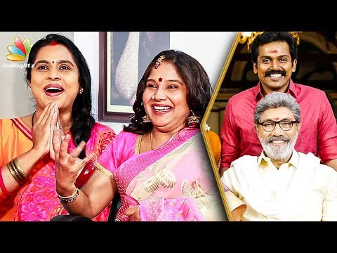 Men with 2 Wives will Love this Film : Viji Chandrasekhar Interview | Mounika | Kadai Kutty Singam thumbnail