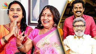 Men with 2 Wives will Love this Film : Viji Chandrasekhar Interview | Mounika | Kadai Kutty Singam