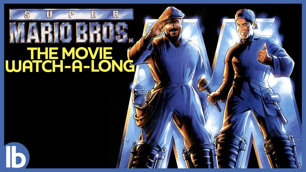 Super Mario Bros: The Movie Watch-A-Long/Live Commentary