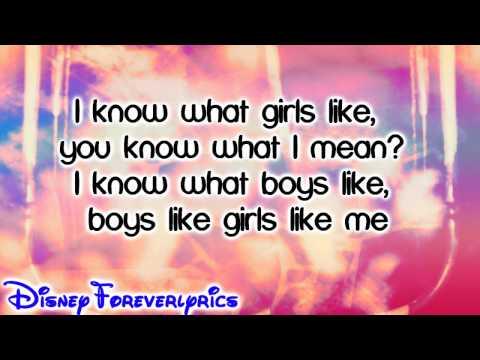 Teen Beach Movie - Like Me (Lyrics Video)