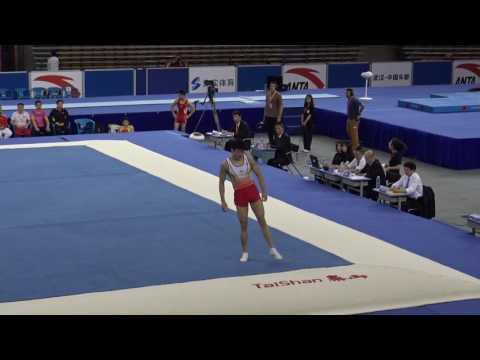 MAG FX EF, 2017 CHN Nationals, Wuhan