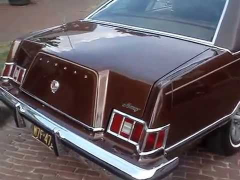 1978 Mercury Cougar Xr7 Coupe All Dressed Up Youtube