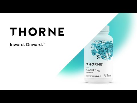 5-MTHF Supplement | Thorne®