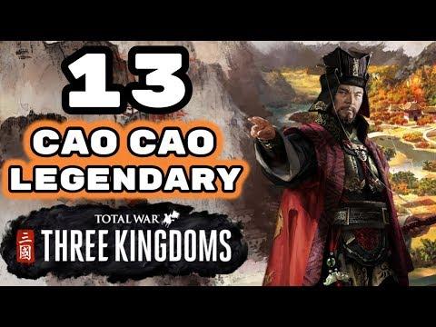 Download Total War: Three Kingdoms - Legendary Cao Cao
