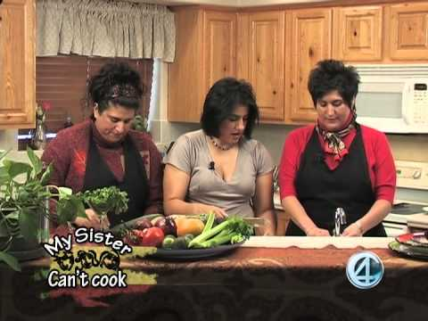 My Sister Can't Cook Episode 1
