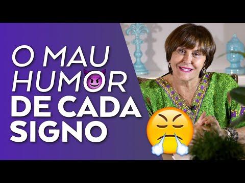 O Mau Humor De Cada Signo Por Márcia Fernandes