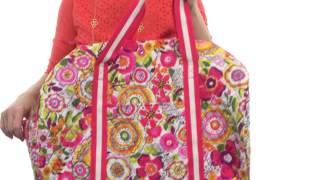 Vera Bradley Luggage Round Duffel SKU  8341893 ... bcaaa416d6e12