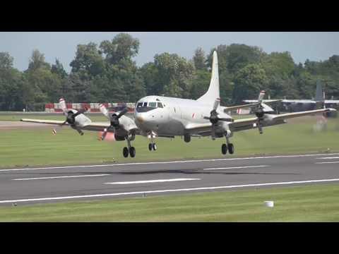 RIAT 2016 German Navy P-3C Orion
